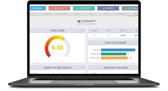 idrive company scoring